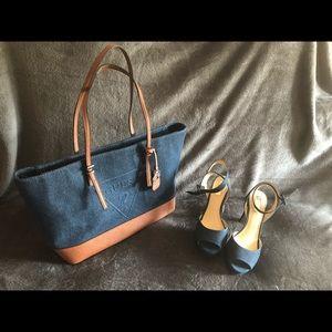 Handbags. Closet update in progress.